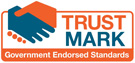Trustmark Accredited Logo