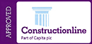 ConstructionLine Accredited Logo