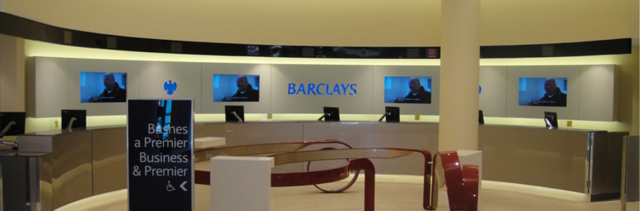 Barclays Bank Cardiff